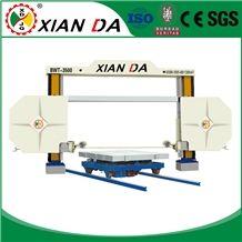 Xianda Bwt-3500 Granite Cutting Machine Price,Stone Cutter,Quarry Stone Cutting Machines