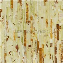 Factory Price Onyx, Heshi Jade, Natural Onyx Wall Panel,Chinese Jade Tile