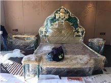Price Of Malachite Furniture for Sale