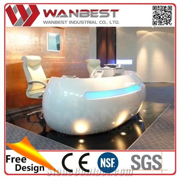 China Goods Most In Demand Acrylic Solid Surface Beauty Salon