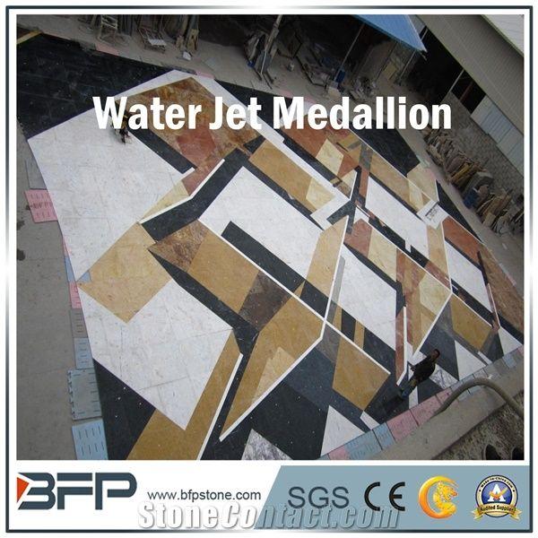 3d Medallion Design Marble Medallion Water Jet Medallion Floor