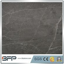 French Vanilla Grey Marble Slabs,Drama Silver Grey Slabs and Tiles,Evvoia Grey Marble Skirting