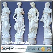 Human Sculpture, Angel Sculpture, Marble Sculpture, Handcarved Sculpture