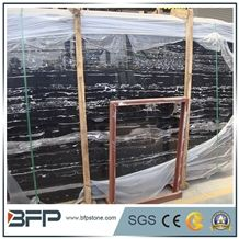 Sivas Black Marble Slabs,Sivas Nero Perla Marble Slabs & Tiles,Kaptan Black Marble Wall Covering Tiles