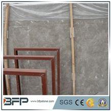 Tundra Light Grey Marble Tiles & Slabs,Bahia Grey Marble Wall Covering,Tundra Grey Marble Skirting