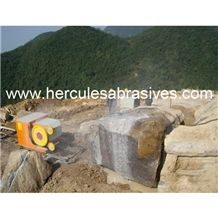 Diamond Wire Saw Machine for Stone Quarrying