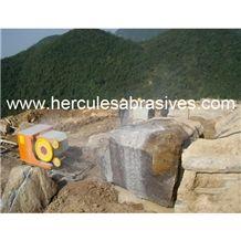 Diamond Wire Saw Machine for Stone Quarrying