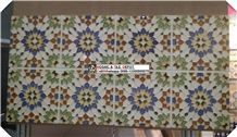 Handmade Kitchen Wall Tile