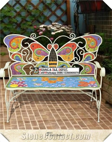 Super Mosaic Chairs Mosaic Garden Chairs From China Ibusinesslaw Wood Chair Design Ideas Ibusinesslaworg