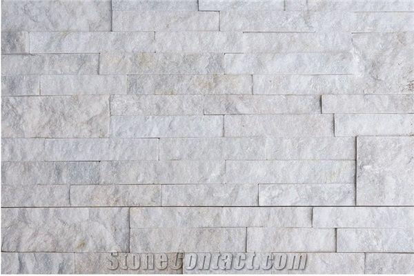 White Stone Natural Stone Culture Stone Wall Cladding