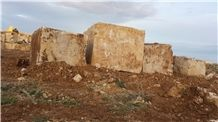 Tunisian Cream-Samarcanda Limestone Block