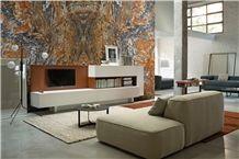 Phoenix Gold Granite-Thera Gold Granite