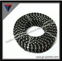 Diamond Wire Saw for Reinforced Concrete Cutting,Wall Cutting,Pipe Cutting,Sunken Ship Cutting,Buildings Cutting