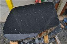 Black Snow Flake Diabase Blocks