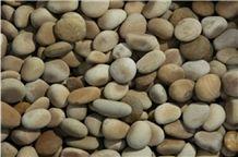 Buff Pebble Stones