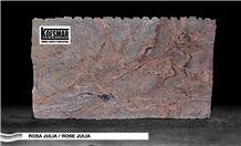 Rosa Julia Granite Slabs
