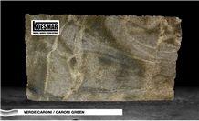 Verde Caroni Granite Slabs
