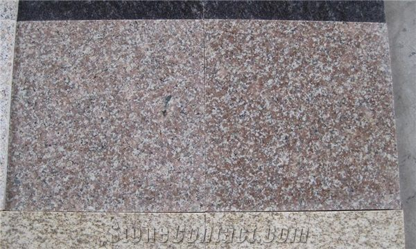Copper Rose Granite China Red Slabs Polishing Polished Wall Floor Covering Tiles Walling Flooring Skirtings Home Decor