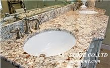 Bianco Antico Granite Countertops,Kitchen Tops