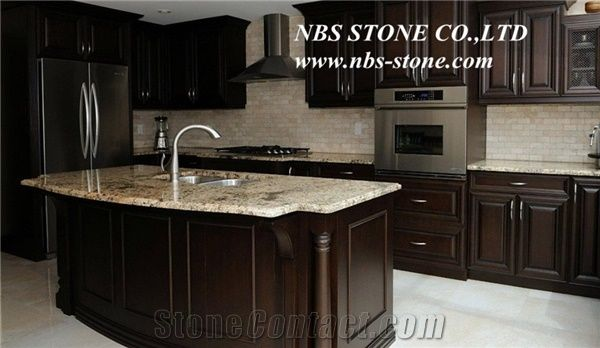 Charmant Crema Pearl Granite,Kitchen Tops,Countertops,Low Price