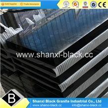 Shanxi Black Granite China Black Nero Assoluto Absolute Black Monuments Tombstone Headstone Gravestone Angel
