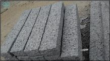 Light Grey G603 Granite Natural With/Without Hole for Pillars and Posts to European Market