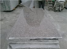 3cm Cheap China Granite G664 Polished Small Slabs Wholesaler, Supplier Majestic Mauve Granite Tiles Half Slabs Manufacturer, Chinese Ruby Red Granite Small Rough Slabs for Tiles