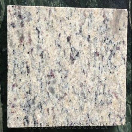 Brazil Polished Granite Slabs Tiles Giallo San Francisco Granite