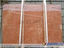 Iran Polished Landok Pistallo Marble Slabs & Tiles,Landok Red Marble Wall Covering Tiles, Rosa Pistalo Marble Floor Covering Tiles, Rosso Pistalo Marble Skirting
