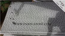 Grey Basalto Grooved and Split,Half-Planed Tiles&Slabs, Fujian Grey Basalto/Andesite/Basaltina Stone for Flooring and Wall Cladding,Outdoor Landscaping