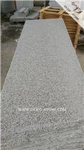 New G603 China Grey Granite Tiles&Slabs,Flamed Sesame White Granite Stone,Granite French Pattern