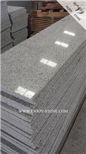 New G603 Granite Polished Steps&Risers,China Light Grey Granite Stair Threshold,Stair Treads
