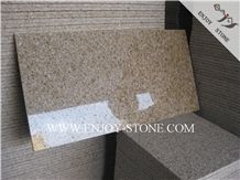 Polished Tiles G682 Golden Yellow,Golden Rust, Rustic Yellow , Golden Granite,Yellow Granite,Polished Tile/Cut to Size, Slabs/Flooring/Walling/Pavers/Granite