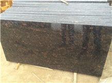 Tan Brown Granite, India Brown Granite, Tan Brown Tiles
