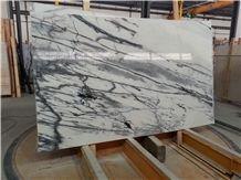 Calacatta Nero Marble, Pele Tigre