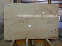 Rosa Portugal Marble Slabs, Portugal Pink Marble
