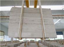 China Serpeggiante Marble/Wood Grain Stone Slab