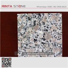Pearl Flower Granite Slabs Tiles G383 Granite Coffee Brown Granite Light Grey Granite Grey Pearl Granite China Pink Granite Zhaoyuan Pearl Flower Granite
