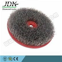 250mm Silicon Carbide Antique Brush for Granite
