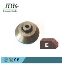 E-Shape Diamond Granite Edge Profiling Router Bits
