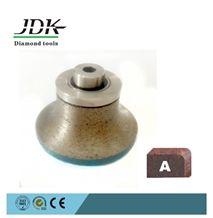 Jdk A-Shape Diamond Router Bit for Concrete