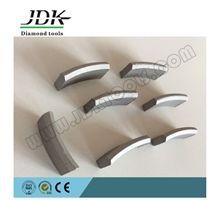 Jdk Diamond Core Drill Bit Core Drill Bits Segment