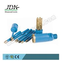 Jdk High Efficiency Diamond Core Bit Drill