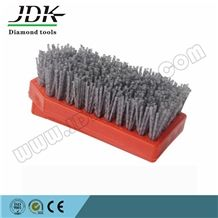 Steel Fickert Brush Abrasive for Granite