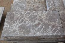 Monaco Brown, Cedar Brown Marble Tiles