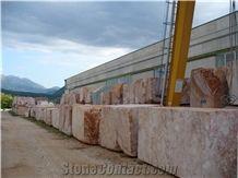 Breccia Pernice Marble Blocks