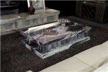 Italy New Design Living Room Furniture Modern Marble Coffee Table