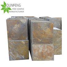 China Cheap Black Slate Tiles,Rusty Slate Slabs,Rusty Slate Stone