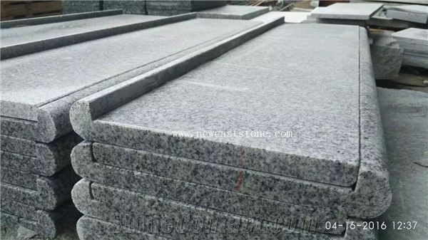 Light Grey G603 China Grey Sardo Surface Flamed Full ...