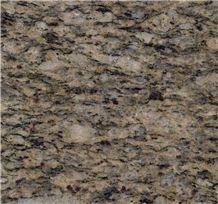 Santa Cecilia Dark Giallo Cecilia Granite Big Slabs, Small Slabs, Granite Tiles